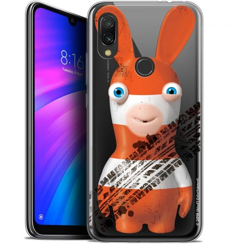 """Gel Xiaomi Redmi 7 (6.26"""") Case Lapins Crétins™ On the Road"""