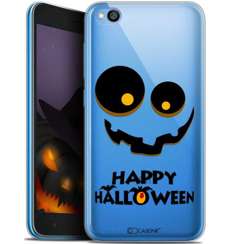 "Extra Slim Gel Xiaomi Redmi Go (5"") Case Halloween Happy"