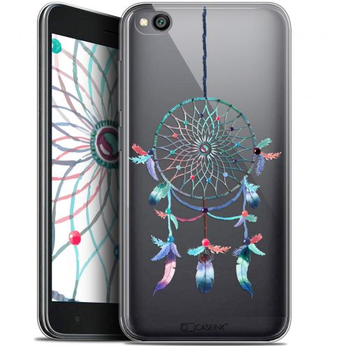 "Extra Slim Gel Xiaomi Redmi Go (5"") Case Dreamy Attrape Rêves Rainbow"