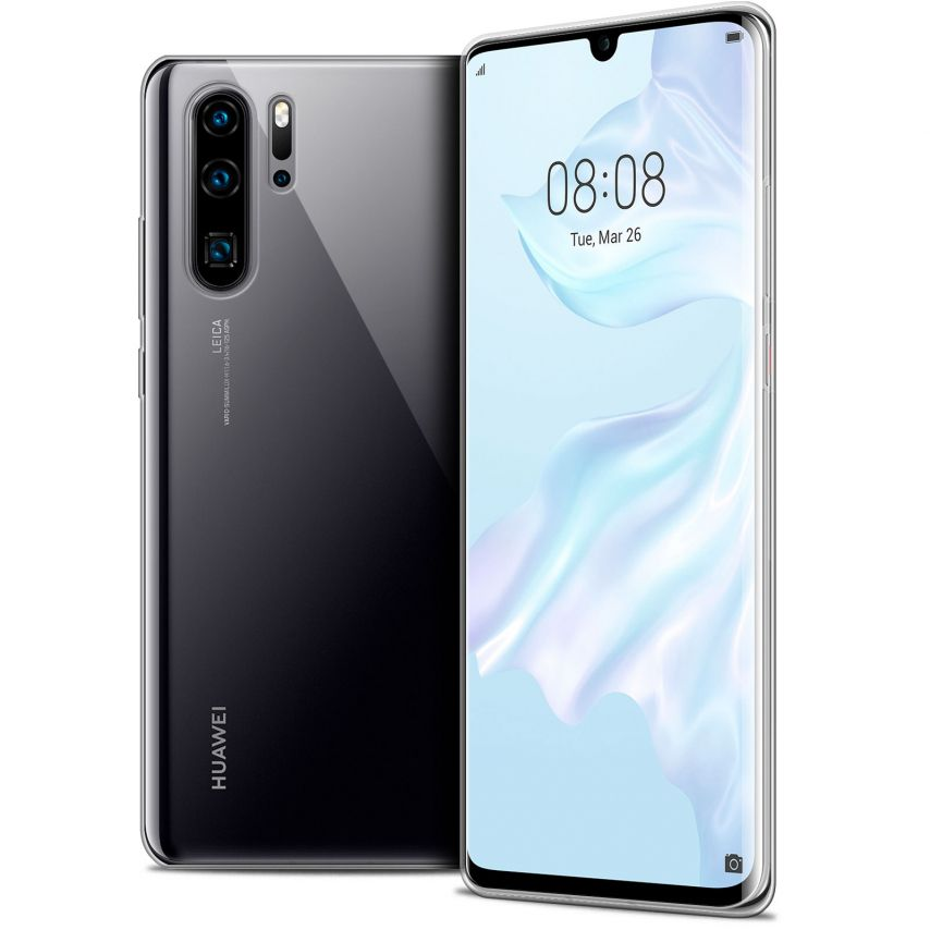 "Extra Slim 1mm Crystal Clear P30 Pro Flexible Case Huawei P30 Pro (6.47"")"