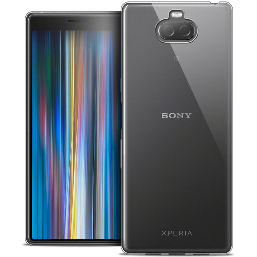"""Extra Slim 1mm Crystal Clear Xperia 10 Flexible Case Sony Xperia 10 (6"""")"""