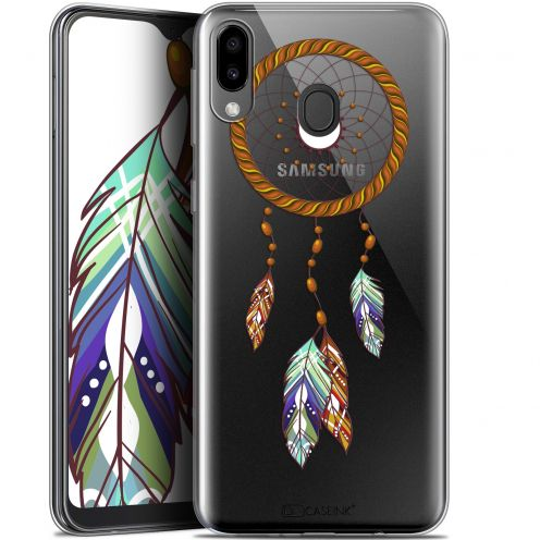 "Extra Slim Gel Samsung Galaxy M20 (6.3"") Case Dreamy Attrape Rêves Shine"