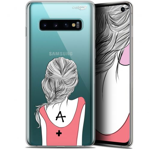 "Extra Slim Gel Samsung Galaxy S10 (6.1"") Case Design See You"