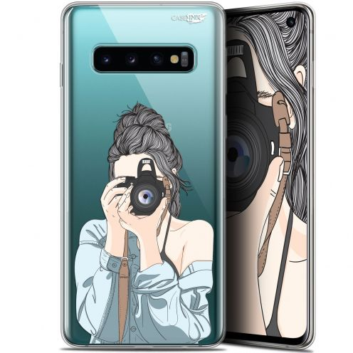 "Extra Slim Gel Samsung Galaxy S10 (6.1"") Case Design La Photographe"