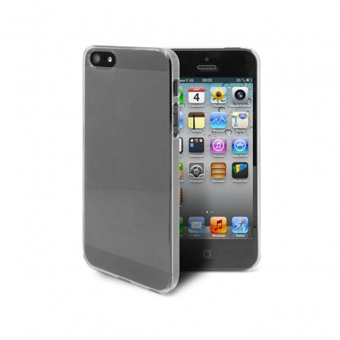 Extra Slim Crystal case for iPhone 5 Clear