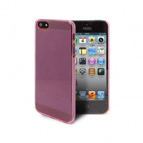 Crystal Slim Case for iPhone 5 Pink