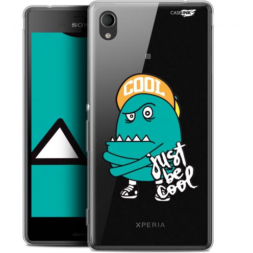 "Extra Slim Gel Sony Xperia M4 Aqua (5"") Case Design Be Cool"