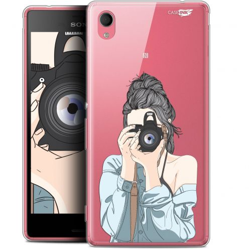 "Extra Slim Gel Sony Xperia M4 Aqua (5"") Case Design La Photographe"