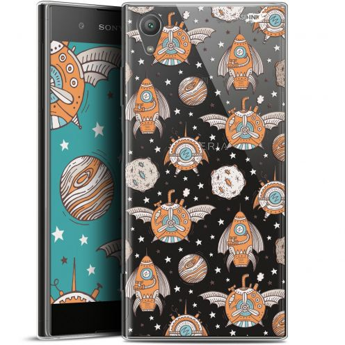 "Extra Slim Gel Sony Xperia XA1 PLUS (5.5"") Case Design Punk Space"