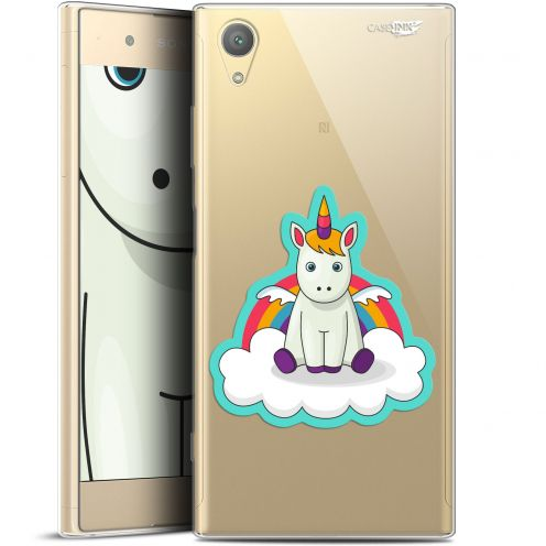 "Extra Slim Gel Sony Xperia XA1 PLUS (5.5"") Case Design Bébé Licorne"