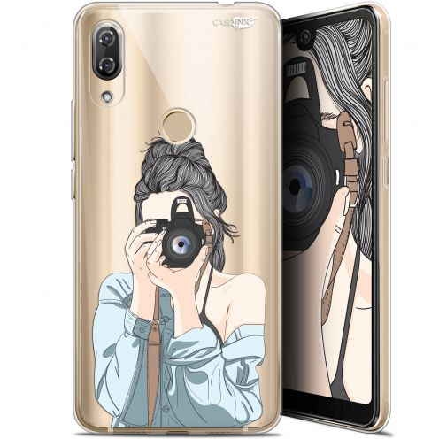 "Extra Slim Gel Wiko View 2 Pro (6"") Case Design La Photographe"