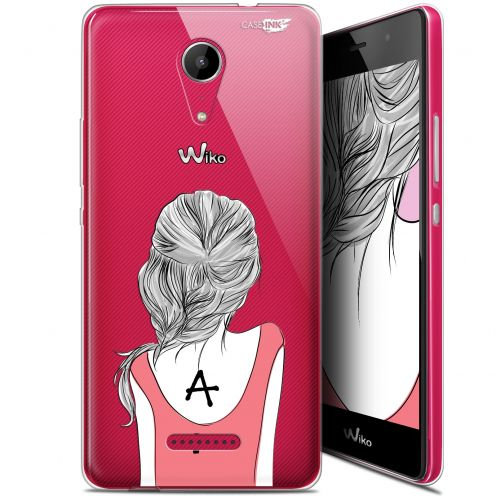 """Extra Slim Gel Wiko Tommy 2 (5"""") Case Design See You"""