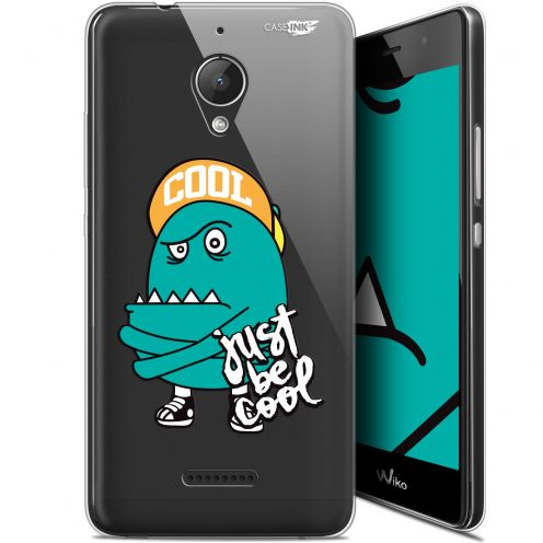 """Extra Slim Gel Wiko Tommy 2 Plus (5.5"""") Case Design Be Cool"""
