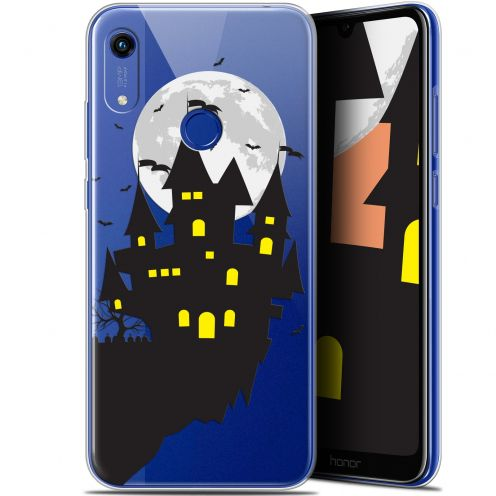 "Extra Slim Gel Huawei Honor 8A (6.1"") Case Halloween Castle Dream"