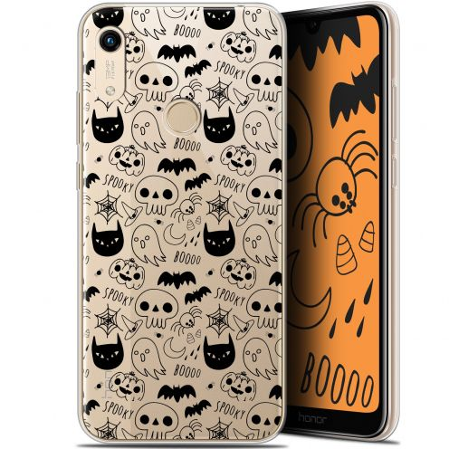 "Extra Slim Gel Huawei Honor 8A (6.1"") Case Halloween Spooky"
