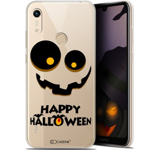 "Extra Slim Gel Huawei Honor 8A (6.1"") Case Halloween Happy"