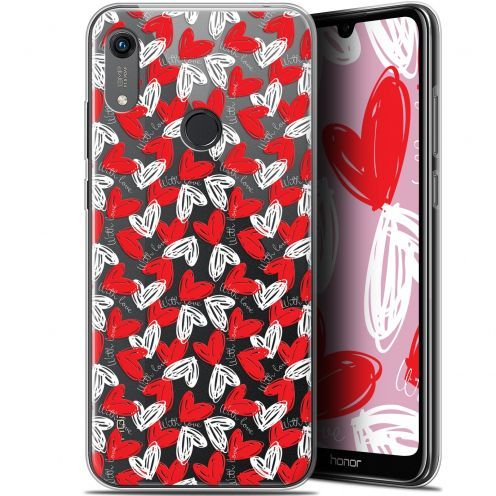 "Extra Slim Gel Huawei Honor 8A (6.1"") Case Love With Love"