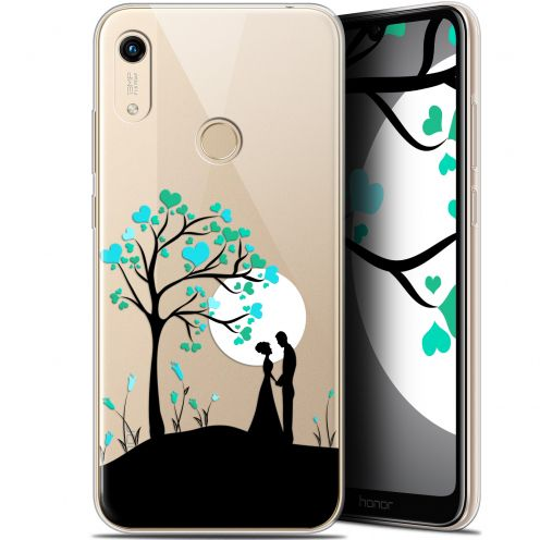 "Extra Slim Gel Huawei Honor 8A (6.1"") Case Love Sous l'arbre"