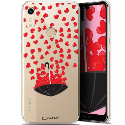 "Extra Slim Gel Huawei Honor 8A (6.1"") Case Love Parapluie d'Amour"