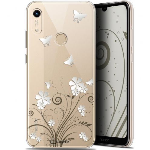 "Extra Slim Gel Huawei Honor 8A (6.1"") Case Summer Papillons"