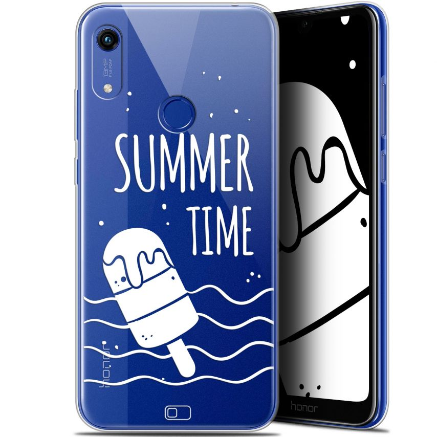 """Extra Slim Gel Huawei Honor 8A (6.1"""") Case Summer Summer Time"""