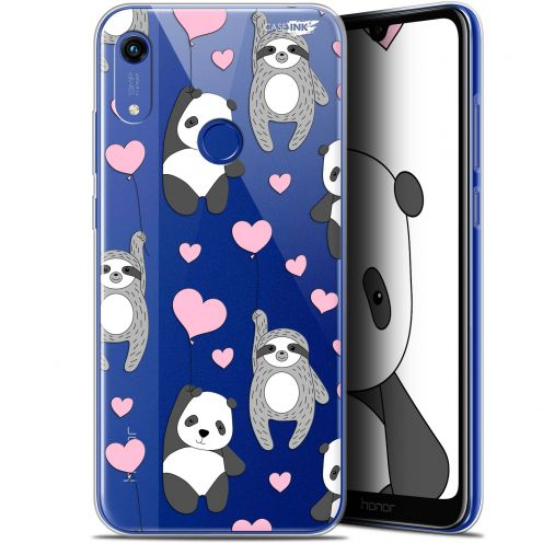 "Extra Slim Gel Huawei Honor 8A (6.1"") Case Design Panda'mour"