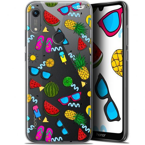 "Extra Slim Gel Huawei Honor 8A (6.1"") Case Design Summers"