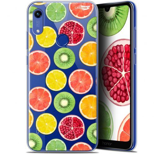 "Extra Slim Gel Huawei Honor 8A (6.1"") Case Design Fruity Fresh"