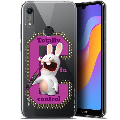 """Gel Huawei Honor 8A (6.1"""") Case Lapins Crétins™ In Control !"""