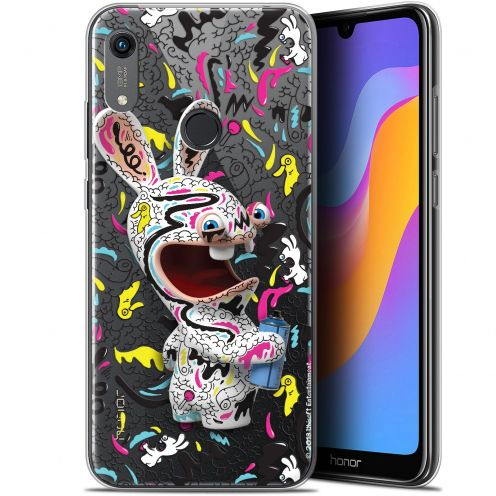 """Gel Huawei Honor 8A (6.1"""") Case Lapins Crétins™ Tag"""
