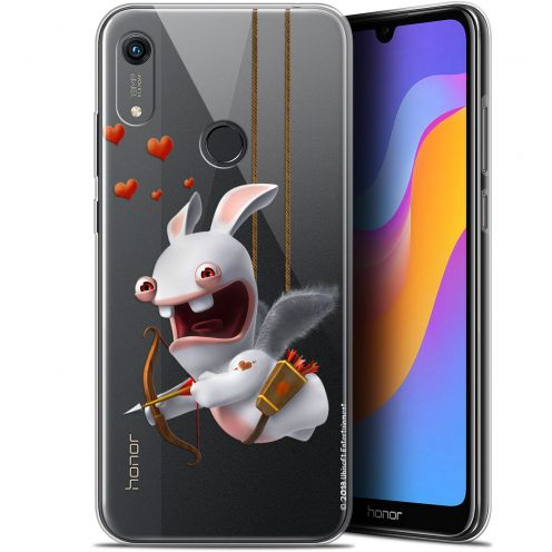 """Gel Huawei Honor 8A (6.1"""") Case Lapins Crétins™ Flying Cupidon"""