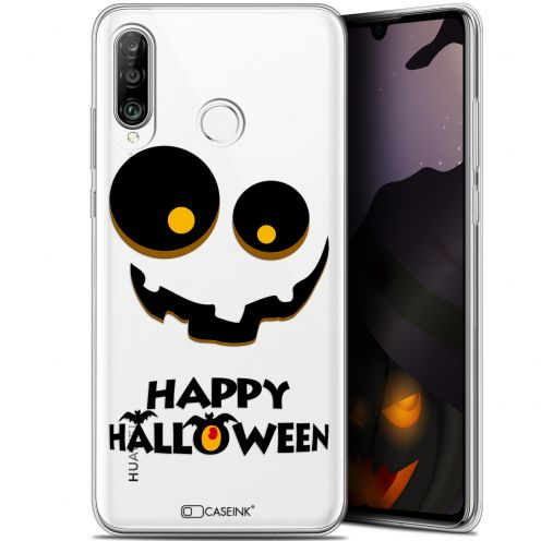 "Extra Slim Gel Huawei P30 Lite (6.2"") Case Halloween Happy"