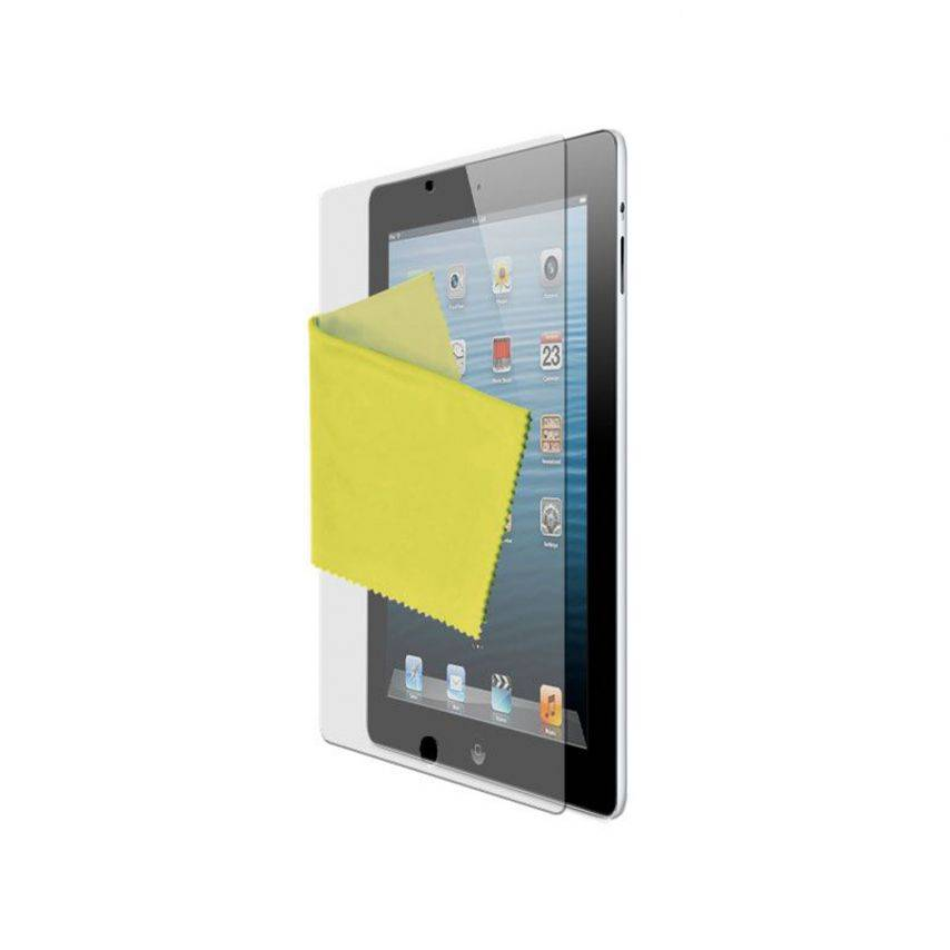 Clubcase ® Ultra-clear HQ iPad screen protector