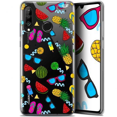 "Extra Slim Gel Huawei P30 Lite (6.2"") Case Design Summers"