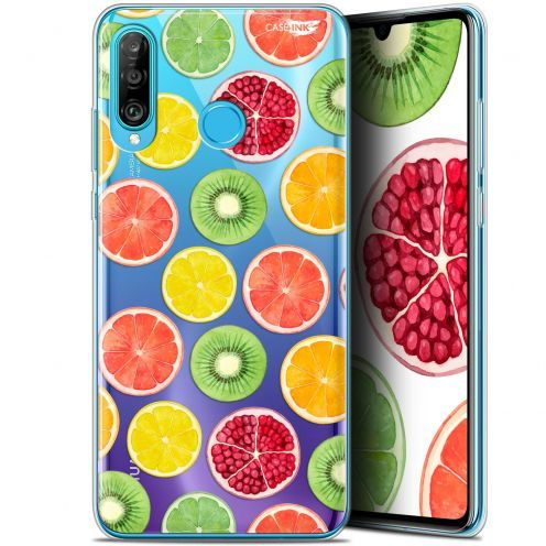 "Extra Slim Gel Huawei P30 Lite (6.2"") Case Design Fruity Fresh"