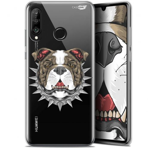 "Extra Slim Gel Huawei P30 Lite (6.2"") Case Design Doggy"