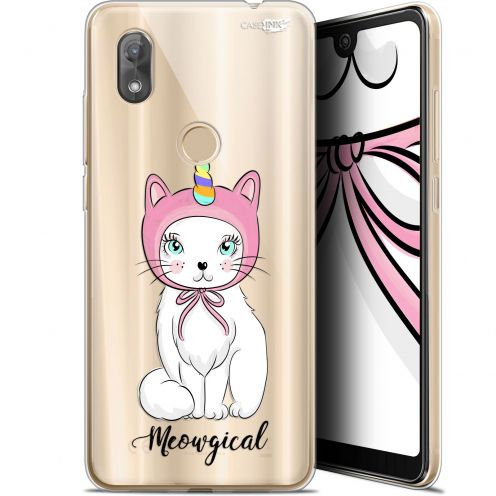 "Extra Slim Gel Wiko View 2 (6"") Case Design Ce Chat Est MEOUgical"
