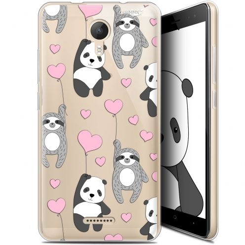"Extra Slim Gel Wiko Jerry 2 (5.0"") Case Design Panda'mour"