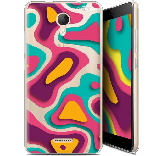"Extra Slim Gel Wiko Jerry 2 (5.0"") Case Design Popings"