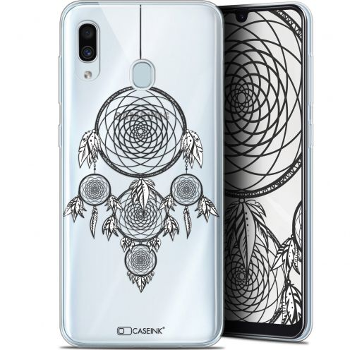 "Extra Slim Gel Samsung Galaxy A30 (6.4"") Case Dreamy Attrape Rêves NB"