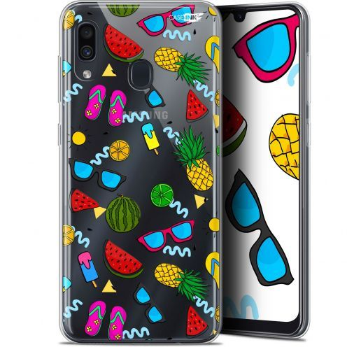 "Extra Slim Gel Samsung Galaxy A30 (6.4"") Case Design Summers"
