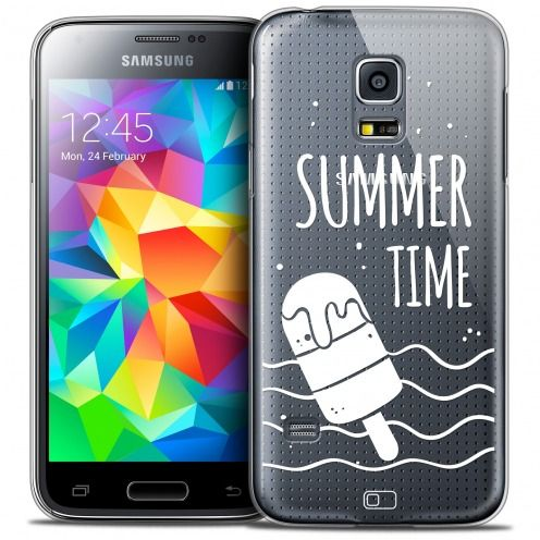 Extra Slim Crystal Galaxy S5 Mini Case Summer Summer Time