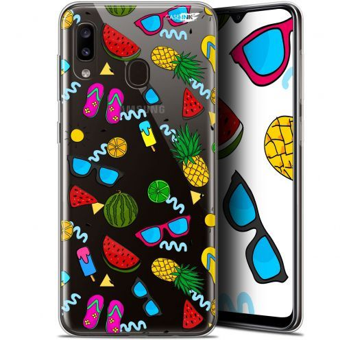 "Extra Slim Gel Samsung Galaxy A20 (6.4"") Case Design Summers"