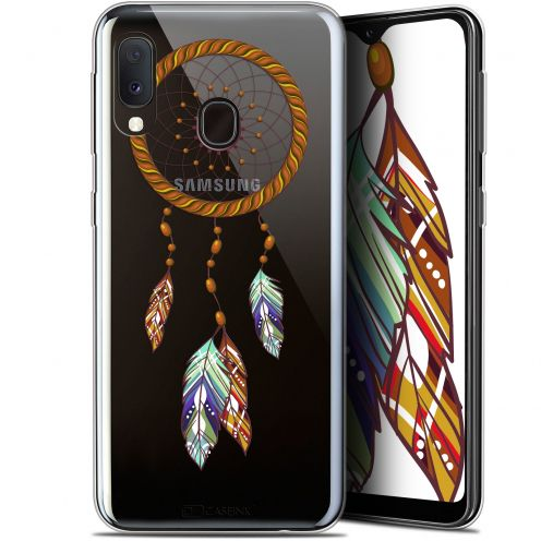 "Extra Slim Gel Samsung Galaxy A20E (5.8"") Case Dreamy Attrape Rêves Shine"