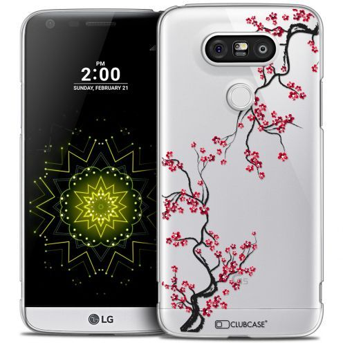 Extra Slim Crystal LG G5 Case Summer Sakura