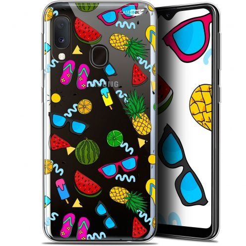 "Extra Slim Gel Samsung Galaxy A20E (5.8"") Case Design Summers"
