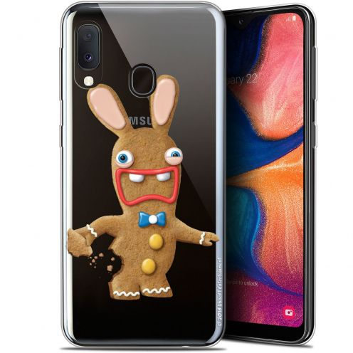 "Gel Samsung Galaxy A20E (5.8"") Case Lapins Crétins™ Cookie"