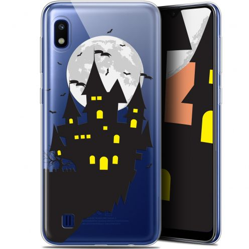 "Extra Slim Gel Samsung Galaxy A10 (6.2"") Case Halloween Castle Dream"
