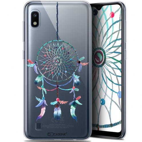 "Extra Slim Gel Samsung Galaxy A10 (6.2"") Case Dreamy Attrape Rêves Rainbow"