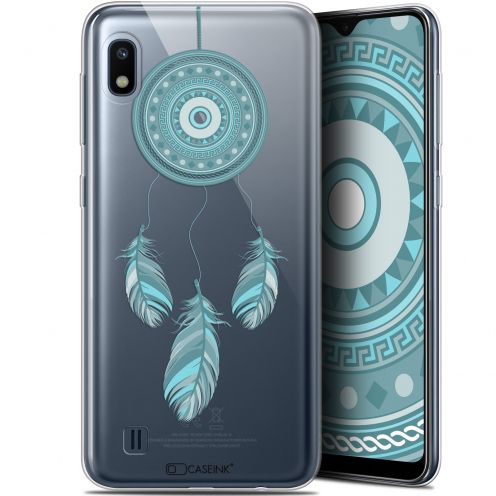 "Extra Slim Gel Samsung Galaxy A10 (6.2"") Case Dreamy Attrape Rêves Blue"
